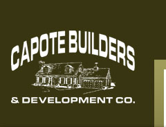 Capote Builders - North Carolina Mountain Homes and Mountain Lots